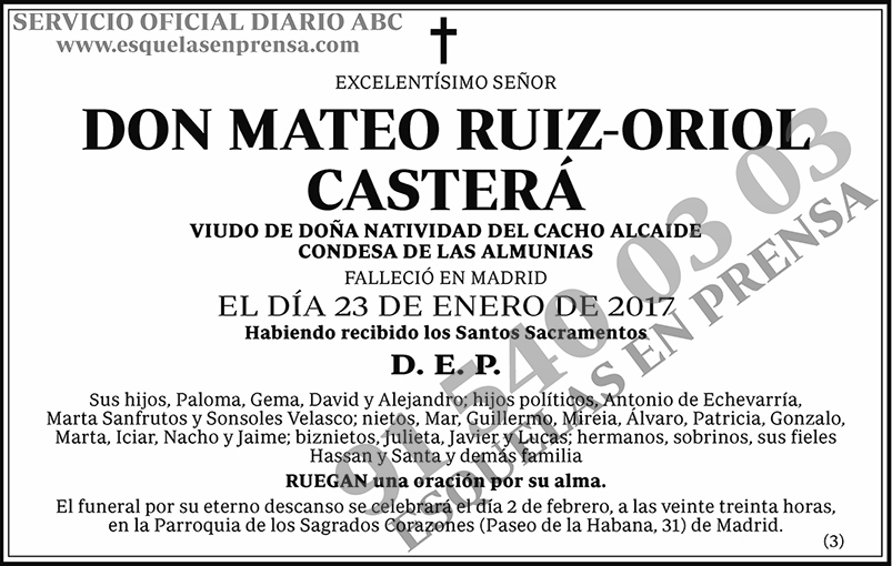 Mateo Ruiz-Oriol Casterá